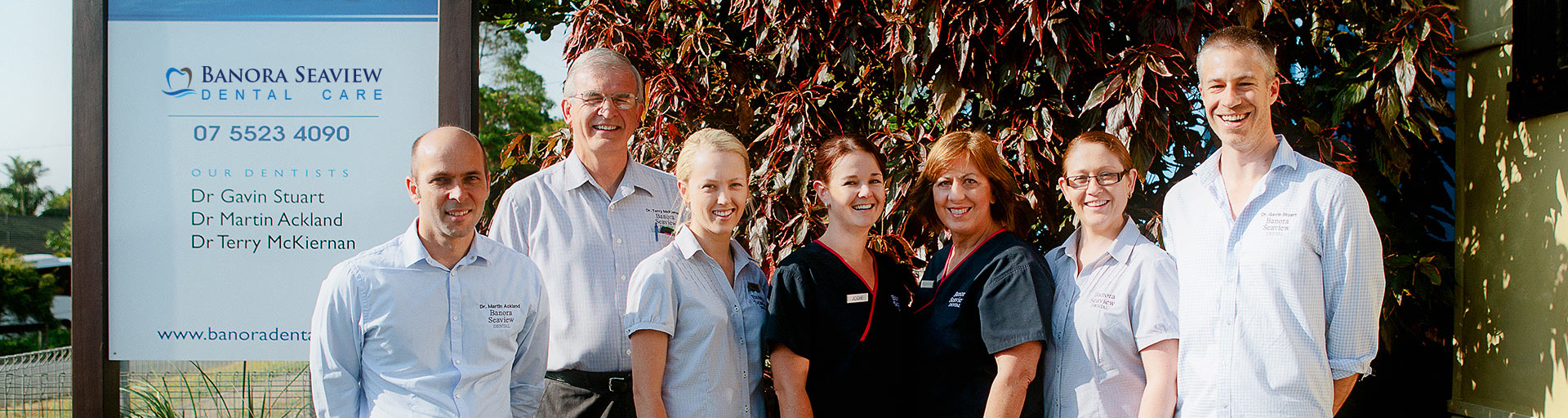 Banora-Seaview-Dental-Care-Team