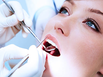 dental cleaning & prevention